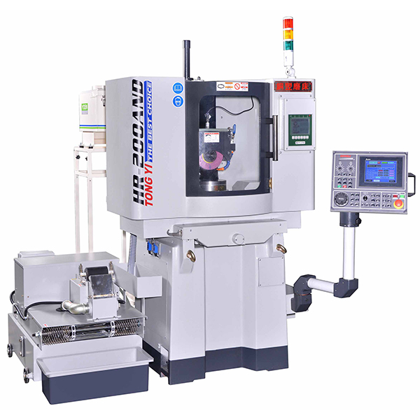 Rotary Surface Grinder - Horizontal Rotary Surface Grinder - HR-200AND